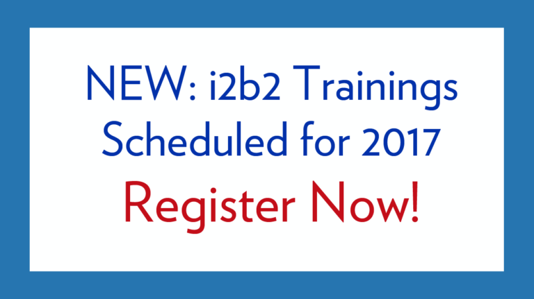 i2b2 trainings 2017